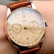 Chronographe Suisse Cie 38mm Manual winding 2788 pre-owned United States of America, Virginia, Chantilly