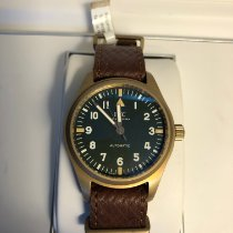 IWC Pilot's Watch Automatic 36 Bronze 36mm Green United States of America, Ohio