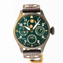 IWC Big Pilot Bronze Green United States of America, Massachusetts, Boston