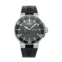 Oris Aquis Small Second Steel 46mm Grey No numerals United States of America, Pennsylvania, Bala Cynwyd