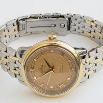 Omega De Ville Prestige 424.20.33.20.58.003 Very good Gold/Steel 32.7mm Automatic