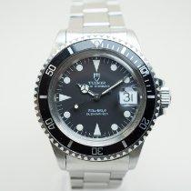 Tudor Submariner Steel 40mm Black No numerals United States of America, California, Playa Vista