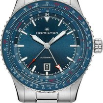 Hamilton Khaki Aviation Steel
