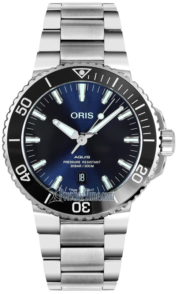 Oris Aquis Date 01 733 7766 4135-07 8 22 05PEB 2021 new