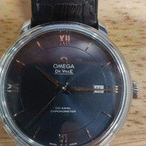 Omega De Ville Prestige Steel 39.5mm Black Roman numerals India, Mumbai