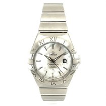 Omega Constellation Ladies Steel 35mm Mother of pearl