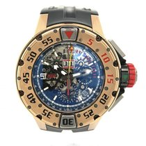 Richard Mille Rose gold 50mm Automatic RM032 pre-owned