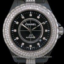 Chanel J12 Céramique 40mm Noir France, Paris