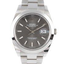 Rolex Datejust 126300 Unworn Steel 41mm Automatic