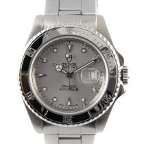 Tudor 73290 Very good Steel 34mm Automatic