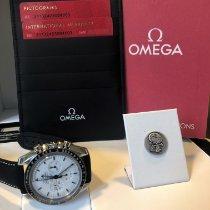 Omega Speedmaster Professional Moonwatch Acciaio 42mm Bianco Senza numeri Italia, ZEVIO