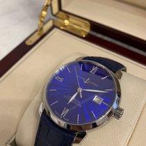 Ulysse Nardin Classico Acier 40mm Bleu Romains