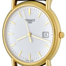 Tissot Yellow gold 33.5mm Quartz pre-owned United States of America, Texas, Dallas