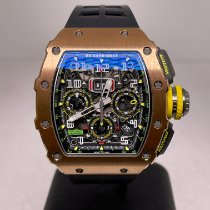 Richard Mille RM 011 RM11-03 RG Unworn Rose gold Automatic