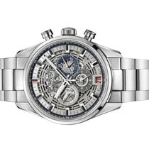 Zenith El Primero Chronomaster Steel 42mm Transparent No numerals United States of America, Florida, Aventura