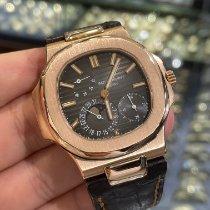 Patek Philippe 5712R-001 Pозовое золото 2013 Nautilus 40mm подержанные