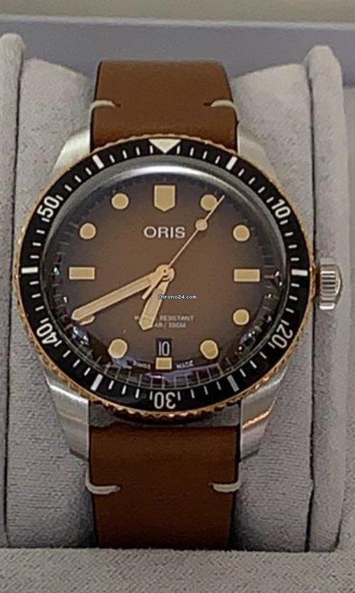 Oris Divers Sixty Five 01 733 7707 4356-07 5 20 45 new