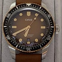 Oris 01 733 7707 4356-07 5 20 45 Bronze Divers Sixty Five new