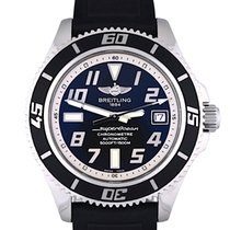 Breitling Superocean 42 Steel 42mm Black Arabic numerals United States of America, Georgia, Atlanta