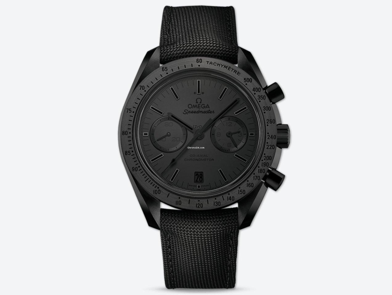 Omega (オメガ) スピードマスター プロフェッショナル 311.92.44.51.01.005 Black Black 2020 新品