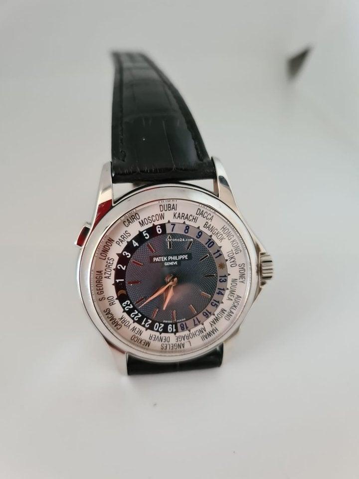 Patek Philippe World Time 5110P-001 новые