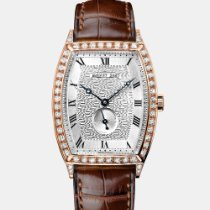 Breguet Héritage Rose gold 35mm Silver Roman numerals United States of America, New Jersey, Princeton