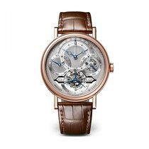 Breguet Classique Complications Rose gold 41mm Silver Roman numerals United States of America, New Jersey, Princeton