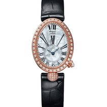 Breguet Reine de Naples Rose gold 24.95mm Mother of pearl Roman numerals United States of America, New Jersey, Princeton