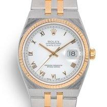 Rolex Datejust Oysterquartz Gold/Steel 36mm White No numerals United Kingdom, London