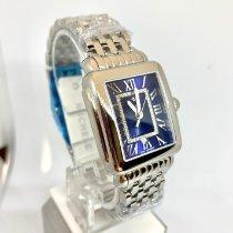 Michele new Quartz 28mm Steel Sapphire crystal