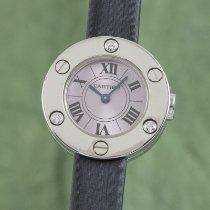 Cartier Hvidguld 23mm Kvarts 2974 brugt