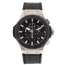 Hublot Big Bang Aero Bang nowość 2020 Automatyczny Chronograf Zegarek z oryginalnym pudełkiem i oryginalnymi dokumentami 311.SM.1170.GR