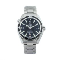 Omega Seamaster Planet Ocean Steel 42mm Black Arabic numerals United States of America, Georgia, ATLANTA