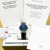 IWC Portofino Automatic IW356502 Good Steel 40mm Automatic United States of America, California, Pasadena