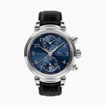 IWC Da Vinci Chronograph new 2020 Automatic Chronograph Watch with original box and original papers IW393402