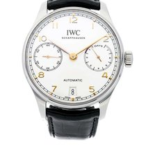 IWC IW500704 Steel 2020 Portuguese Automatic 42.3mm new United States of America, New Jersey, Princeton