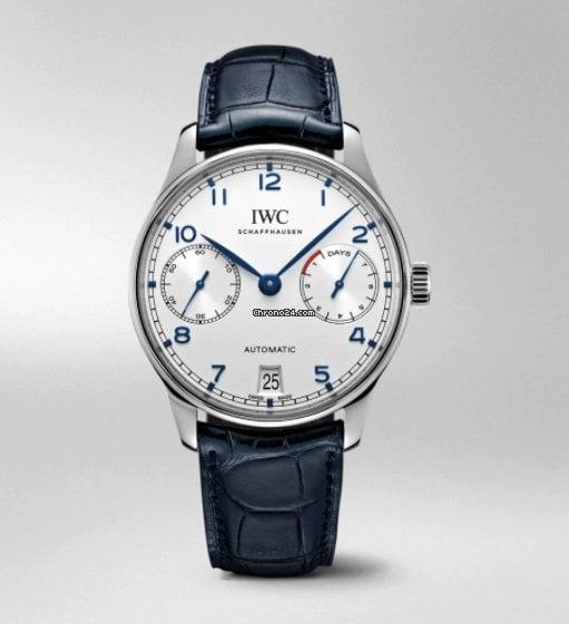 IWC Portuguese Automatic IW500705 2020 new