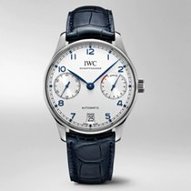 IWC Portuguese Automatic new 2020 Automatic Watch with original box and original papers IW500705