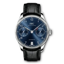 IWC IW500710 Steel 2020 Portuguese Automatic 42.3mm new United States of America, New Jersey, Princeton