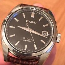 Seiko Spirit Acier 38mm Noir Sans chiffres France, Lognes