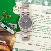 Rolex 5500 Steel 1986 Air King Precision 34mm pre-owned United States of America, Oklahoma, Oklahoma City