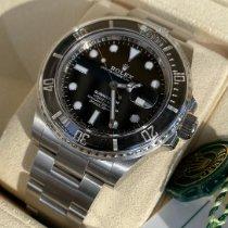 Rolex Submariner Date Steel 41mm Black No numerals United States of America, California, La Verne
