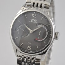 Oris Artelier Calibre 111 Steel 43mm Grey United States of America, Ohio, Mason