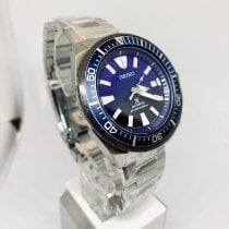 Seiko Prospex Steel 43.8mm Blue No numerals United States of America, New York, NY