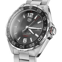 TAG Heuer Formula 1 Calibre 5 Steel 43mm Grey Arabic numerals United States of America, Texas, Richardson