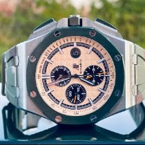 爱彼 Royal Oak Offshore Chronograph 26400SO.OO.A054CA.01 非常好 钢 44mm 自动上弦