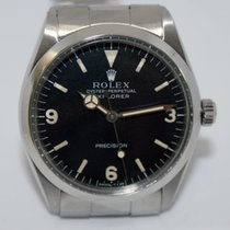 Rolex Steel 34mm Automatic 5500 pre-owned Australia, Sydney