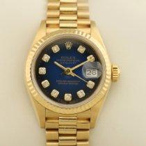 Rolex Lady-Datejust 69178 Sehr gut Gelbgold 26mm Automatik Deutschland, München