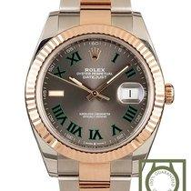 Rolex 126331 Acier 2020 Datejust II 41mm nouveau