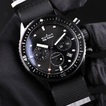 Blancpain Fifty Fathoms Bathyscaphe Керамика Черный